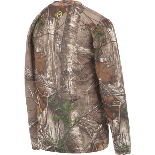 Magellan Outdoors Kids' Eagle Pass Long Sleeve Mesh Shirt - view number 2
