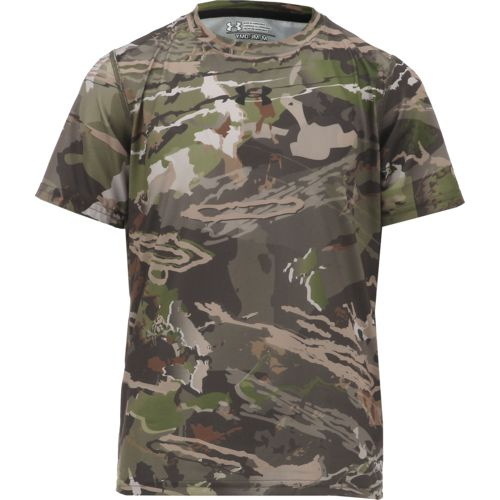 Under Armour Boys' Scent Control Tech Hunting T-shirt