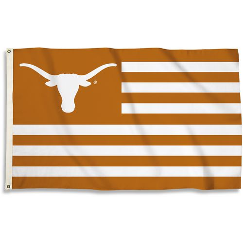 BSI University of Texas 3 ft x 5 ft Flag with Grommets