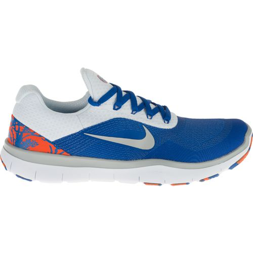 Nike Men's University of Florida Free Trainer V7 Week Zero Training Shoes - view number 1