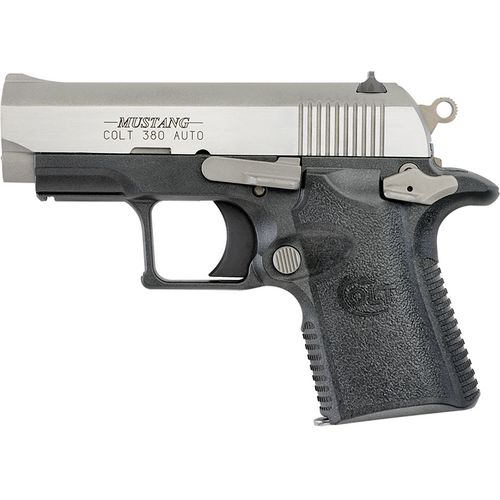 Display product reviews for Colt Mustang Lite 2-Tone .380 ACP Pistol