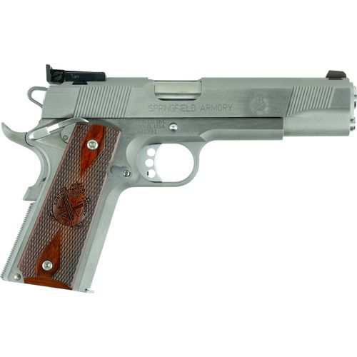 Springfield Armory 1911 Target Ca Compliant 9mm Luger Pistol