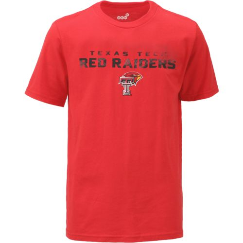 Gen2 Boys' Texas Tech University Nebula T-shirt