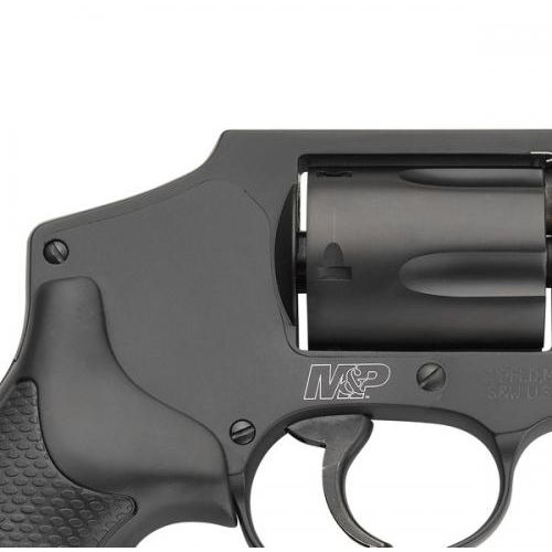Smith & Wesson M&P 340 Internal Hammer .357 Magnum Revolver - view number 5