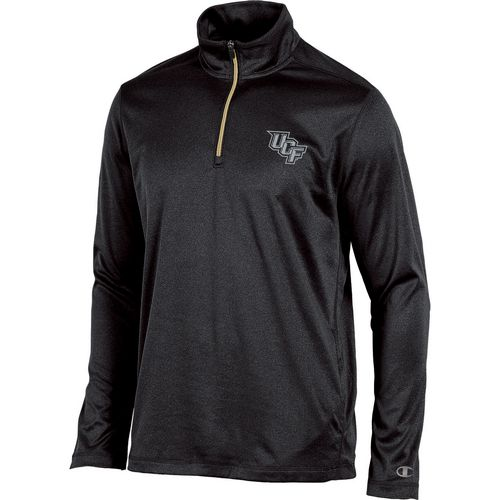Champion Men's University of Central Florida Victory 1/4 Zip Long Sleeve Pullover