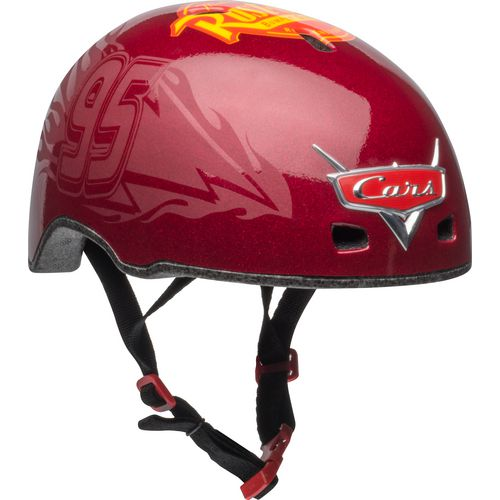 Cars Kids' Chrome Ghostflame Multisport Helmet