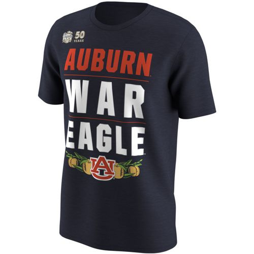Nike Men's Auburn University Peach Bowl Bound Verbiage T-Shirt