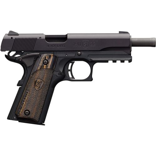 Browning 1911-22 A1 Black Label Laminate .22 LR Pistol - view number 3