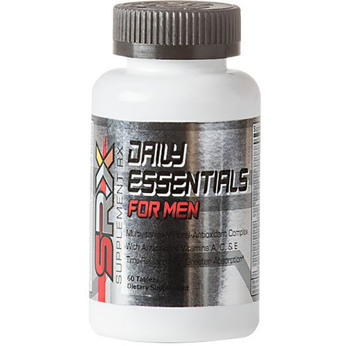 Supplement Rx Daily Essentials For Men Multivitamin Complex Tablets - view number 1