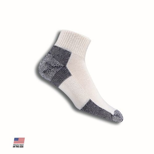 Thorlos Large Adults' Running Mini Crew Socks