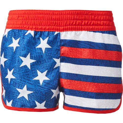 O'Rageous Girls' Americana Boardshort