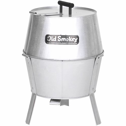 Display product reviews for Old Smokey Classic Charcoal Grill