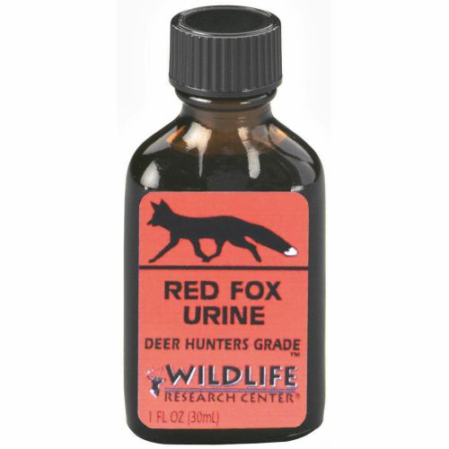 Wildlife Research Center® 1 fl. oz. Red Fox Urine Cover Scent