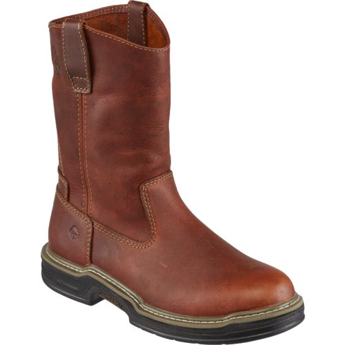 Wolverine Men's Raider MultiShox Contour Welt Wellington Work Boots - view number 2