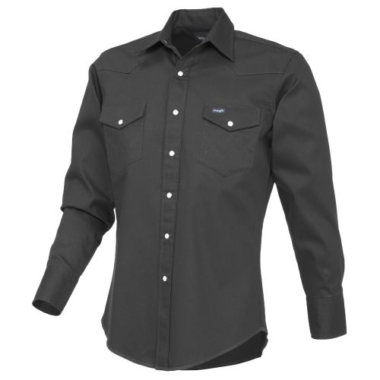 Wrangler® Men's Cowboy Cut® Long Sleeve Shirt