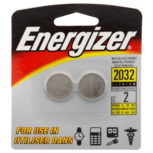 Energizer® Coin Lithium Batteries 2-Pack