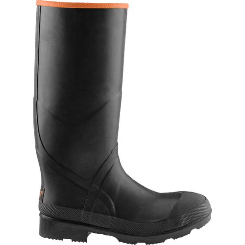 Brazos  Men s Midnight Steel Toe Rubber Boots