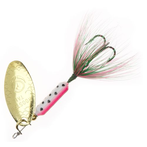 Worden's Rooster Tail 1/16 oz In-Line Spinner