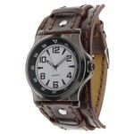 Field Ranger Men's Brown Analog Watch