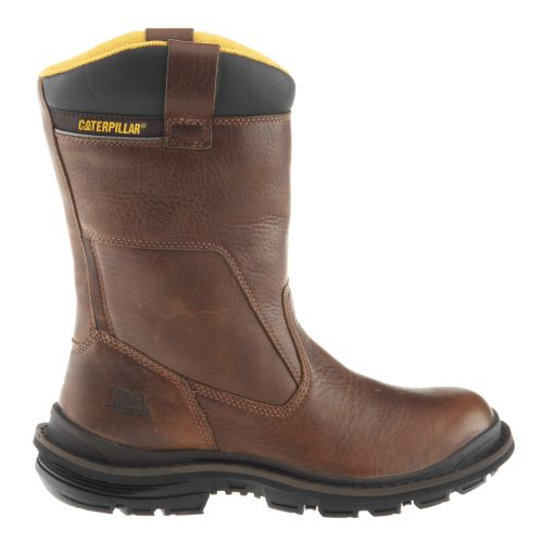 Cat Footwear Men's Flexion Clutch Wellington Work Boots