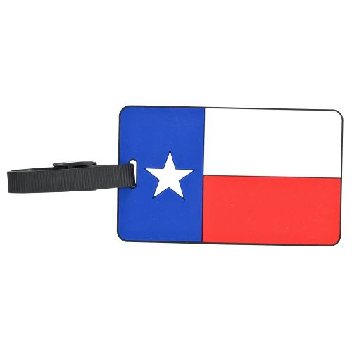 Magellan Outdoors™ Texas Flag Luggage Tag