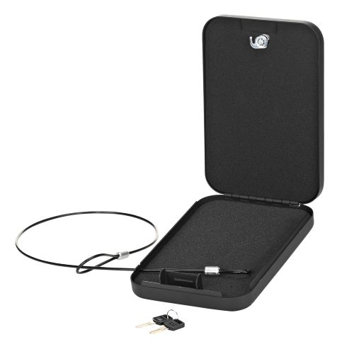 Stack-On Portable Security Case with Key Lock - view number 2