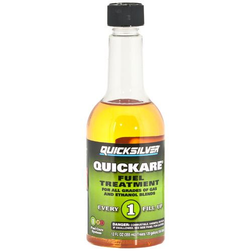Quicksilver 12 oz. Quickare Fuel Treatment - view number 1