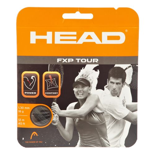 Display product reviews for HEAD FXP Tour 16 Gauge Tennis String