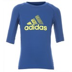 adidas Kids' techfit™ Raw Energy Short Sleeve T-shirt