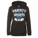 BCG™ Boys' Fleece Zip Front Graphic Hoodie