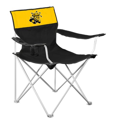 Logo Chair Wichita State University Canvas Chair