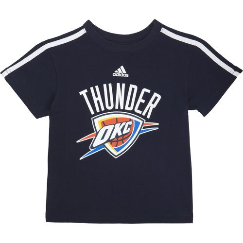 adidas Toddler Boys' Oklahoma City Thunder Team Logo T-shirt