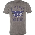 Colosseum Athletics Men's Kansas State University Bunker T-shirt