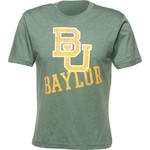 Colosseum Athletics Men's Baylor University Ace Crew Neck T-shirt