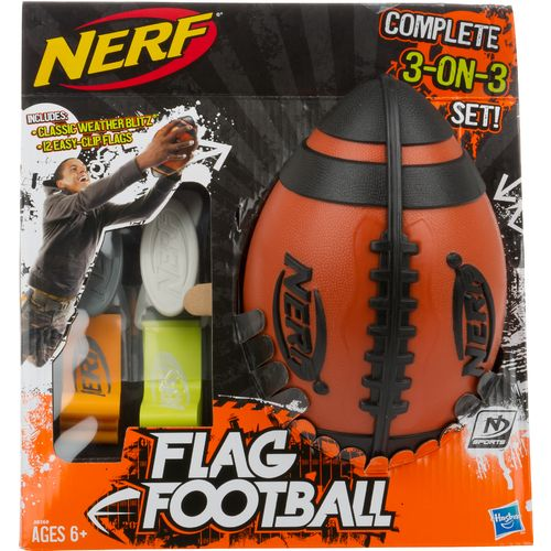 Image for NERF N-Sports Flag Football Set from Academy