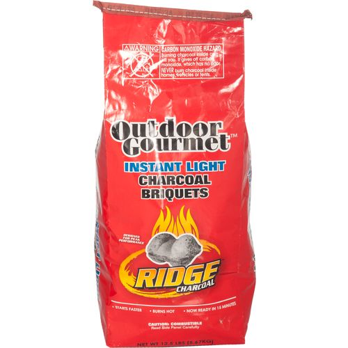 Outdoor Gourmet™ Instant Charcoal Briquettes