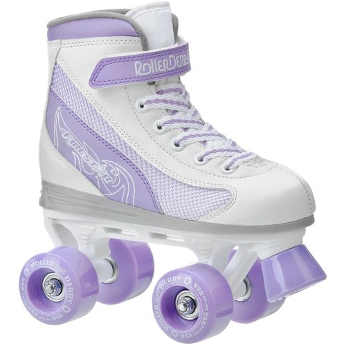Roller Derby Girls' Firestar Quad Skates