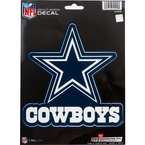 Tag Express NFL Medium Die-Cut Decal