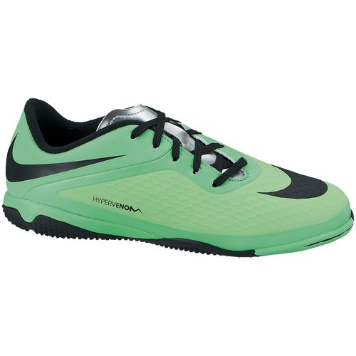 Nike Kids  Jr. Hypervenom Phelon IC Indoor Soccer Shoes