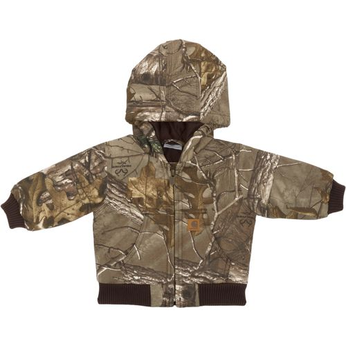 Display product reviews for Carhartt Infants' Camo Active Jacket