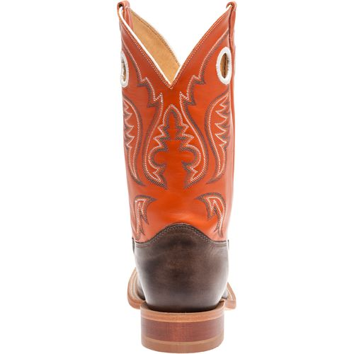 Justin Men's Bent Rail America Cow Western Boots - view number 7