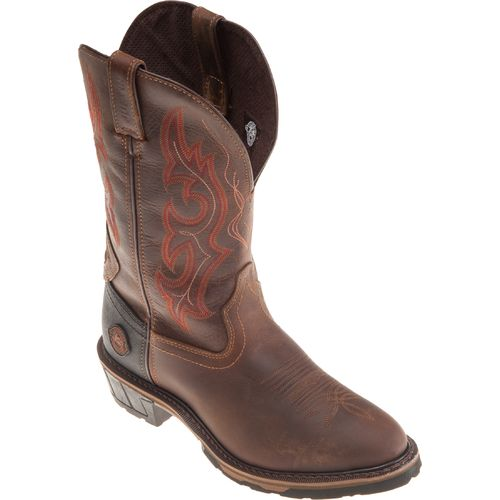 Justin Men's Rugged Utah Western Work Boots - view number 2