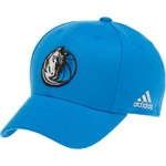 adidas Men's Dallas Mavericks Tip-Off Basic Flex Cap