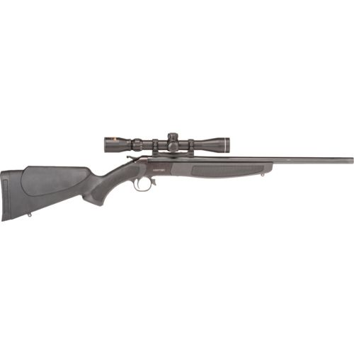 CVA Hunter Compact .243 Break-Action Scoped Rifle