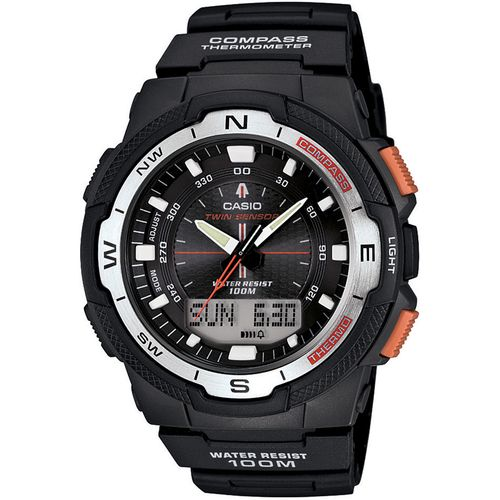 Casio Men's Twin Sensor Multifunction Analog/Digital Watch - view number 1