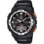 Casio Men's Twin Sensor Multifunction Analog/Digital Watch