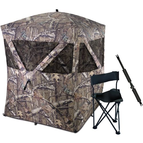 Ameristep Backstrap Ground Blind Combo