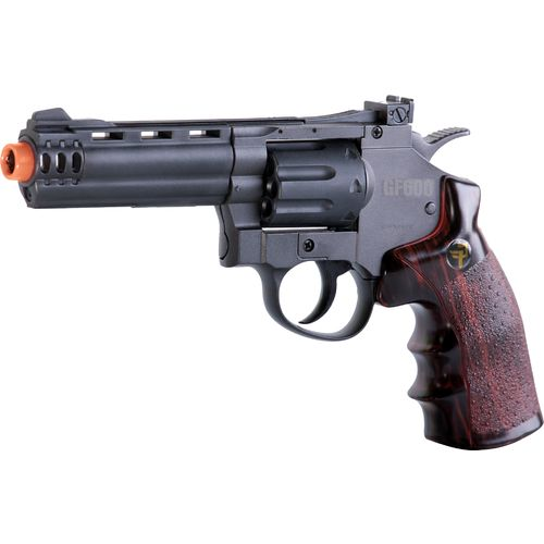 Display product reviews for Crosman Game Face 357 6mm Airsoft Pistol