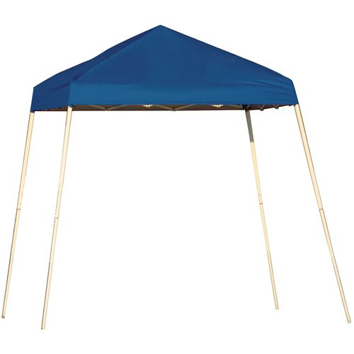 ShelterLogic Sport Series Slant-Leg 8' x 8' Open-Top Pop-Up Canopy