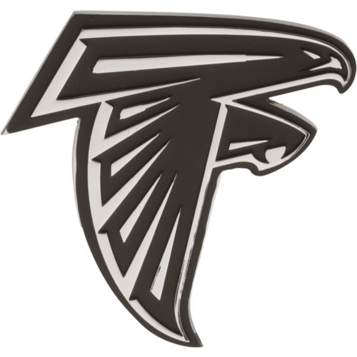 Stockdale Atlanta Falcons Chrome Auto Emblem